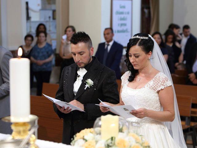 Il matrimonio di Learco e Anca a Longi, Messina 1