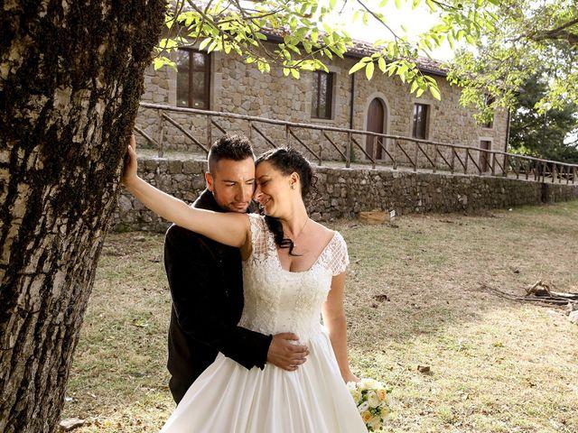 Il matrimonio di Learco e Anca a Longi, Messina 14