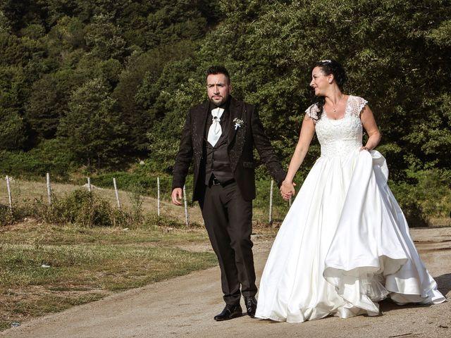 Il matrimonio di Learco e Anca a Longi, Messina 15