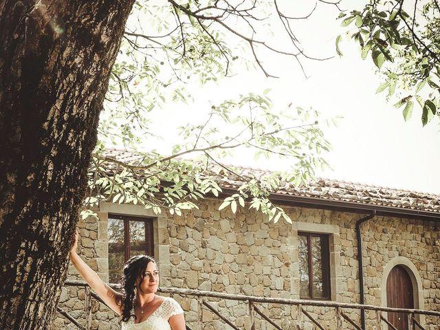 Il matrimonio di Learco e Anca a Longi, Messina 16