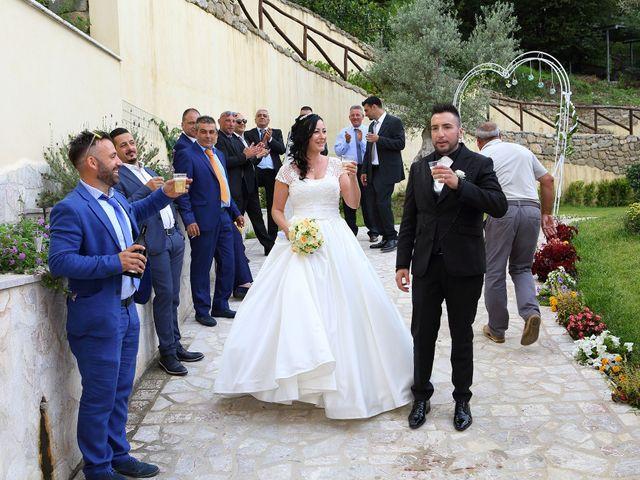 Il matrimonio di Learco e Anca a Longi, Messina 19