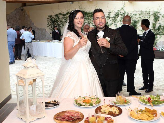 Il matrimonio di Learco e Anca a Longi, Messina 20