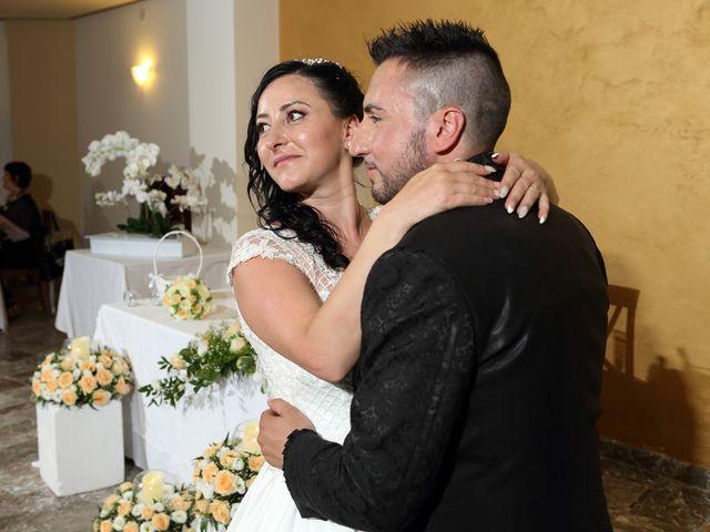 Il matrimonio di Learco e Anca a Longi, Messina 21