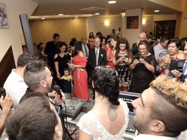 Il matrimonio di Learco e Anca a Longi, Messina 23