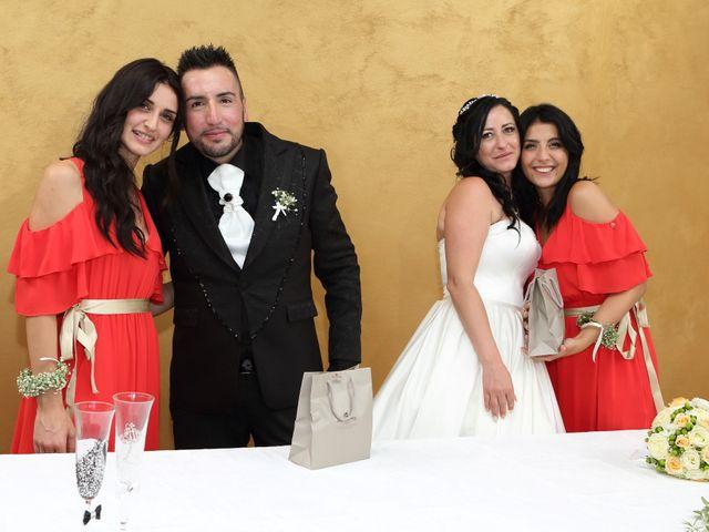 Il matrimonio di Learco e Anca a Longi, Messina 26
