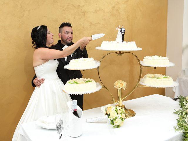 Il matrimonio di Learco e Anca a Longi, Messina 27