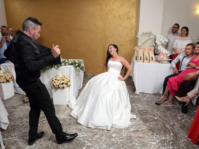 Il matrimonio di Learco e Anca a Longi, Messina 28