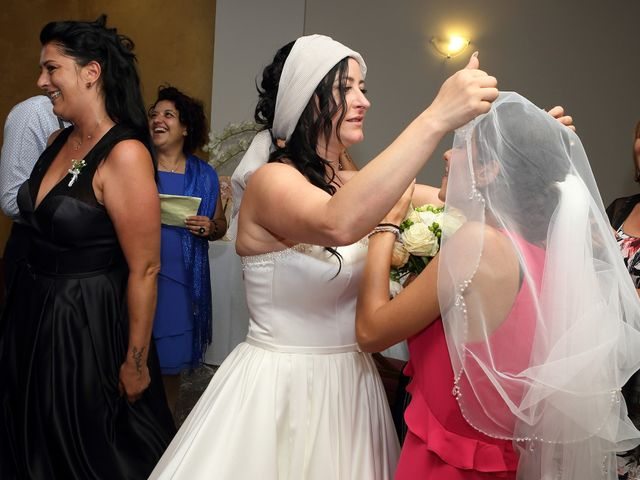 Il matrimonio di Learco e Anca a Longi, Messina 29