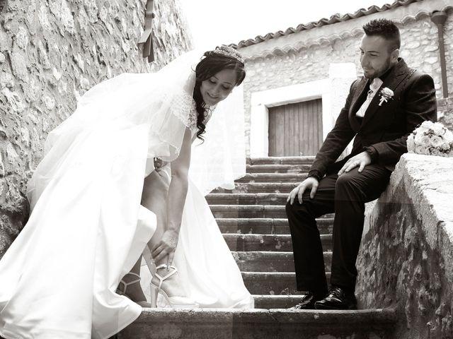 Il matrimonio di Learco e Anca a Longi, Messina 30