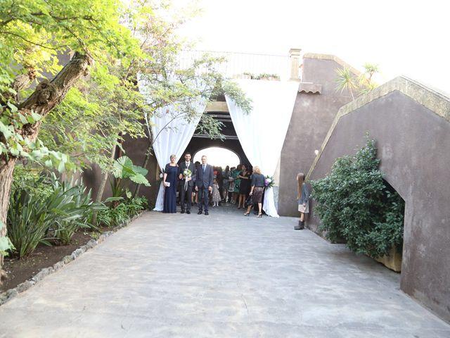 Il matrimonio di Giuseppe e Chiara a San Gregorio di Catania, Catania 9