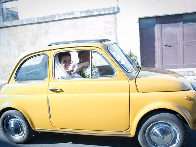 Il matrimonio di Andrea e Cecilia a Santa Cesarea Terme, Lecce 27