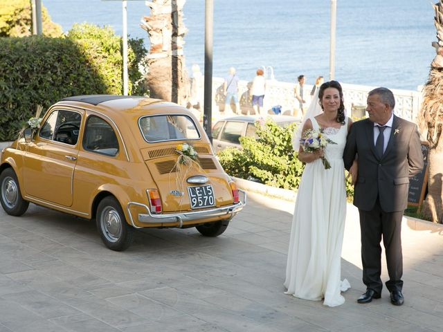 Il matrimonio di Andrea e Cecilia a Santa Cesarea Terme, Lecce 28