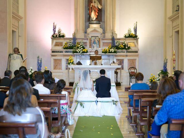 Il matrimonio di Andrea e Cecilia a Santa Cesarea Terme, Lecce 32