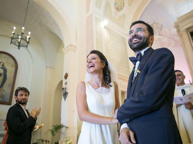 Il matrimonio di Andrea e Cecilia a Santa Cesarea Terme, Lecce 36