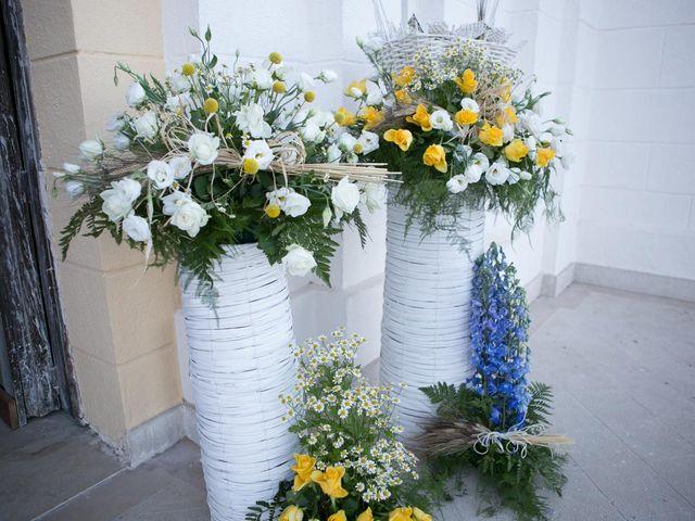 Il matrimonio di Andrea e Cecilia a Santa Cesarea Terme, Lecce 39