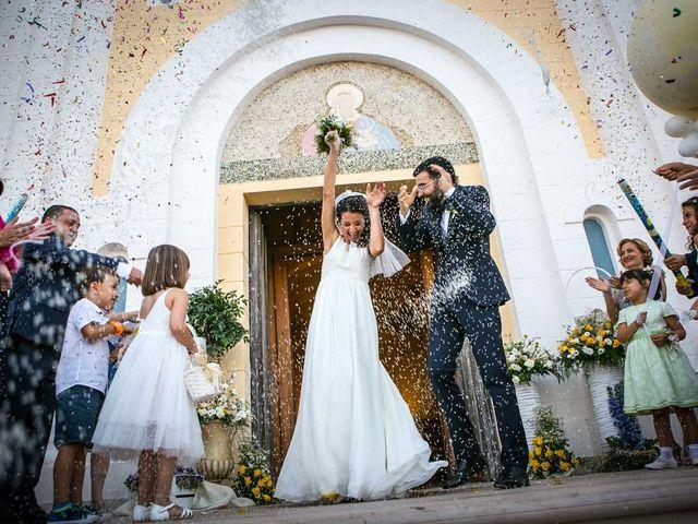 Il matrimonio di Andrea e Cecilia a Santa Cesarea Terme, Lecce 42