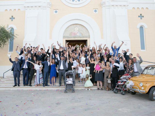 Il matrimonio di Andrea e Cecilia a Santa Cesarea Terme, Lecce 44
