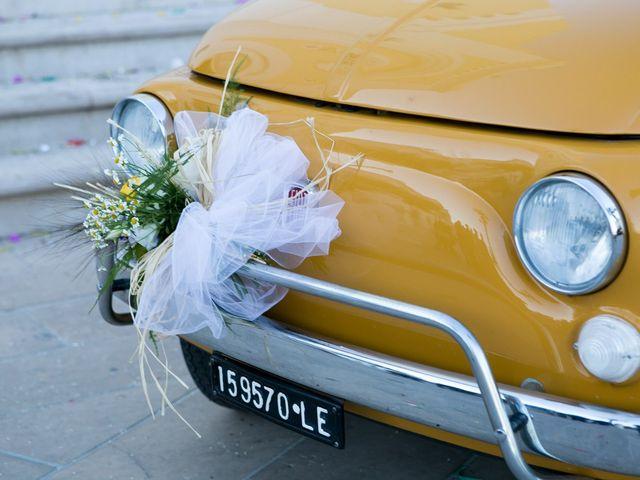 Il matrimonio di Andrea e Cecilia a Santa Cesarea Terme, Lecce 45