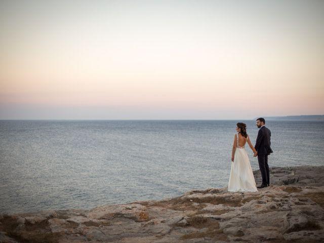Il matrimonio di Andrea e Cecilia a Santa Cesarea Terme, Lecce 49