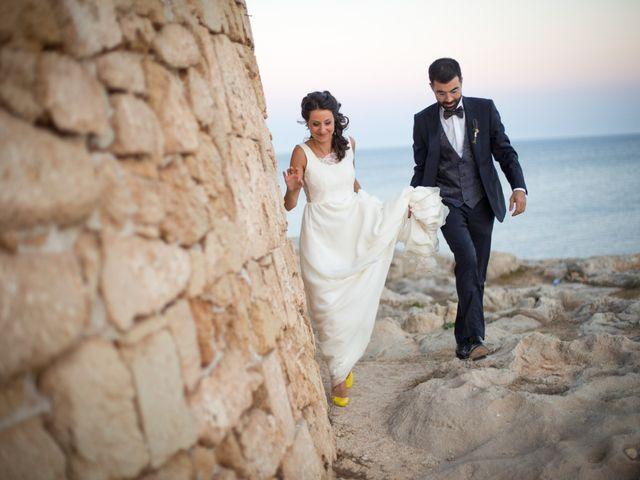 Il matrimonio di Andrea e Cecilia a Santa Cesarea Terme, Lecce 50