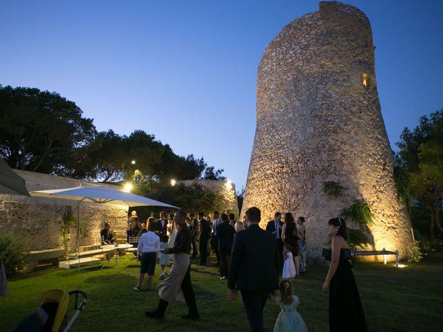 Il matrimonio di Andrea e Cecilia a Santa Cesarea Terme, Lecce 54