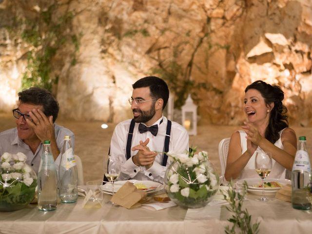 Il matrimonio di Andrea e Cecilia a Santa Cesarea Terme, Lecce 64