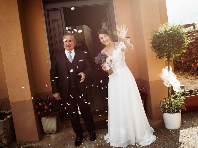Il matrimonio di Ivan e Licia a Carolei, Cosenza 3