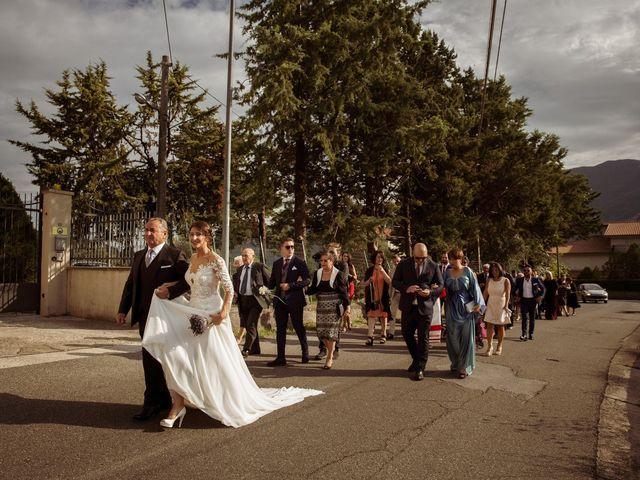 Il matrimonio di Ivan e Licia a Carolei, Cosenza 6
