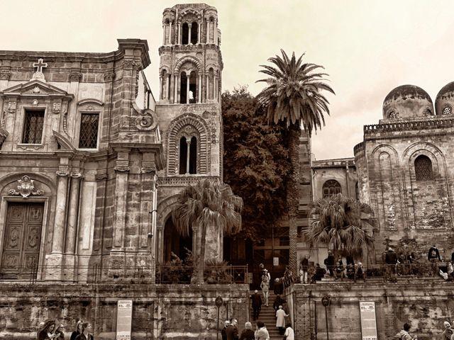 Il matrimonio di Francesco e Marida a Palermo, Palermo 8