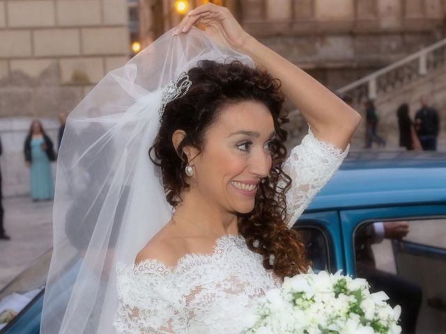 Il matrimonio di Francesco e Marida a Palermo, Palermo 12