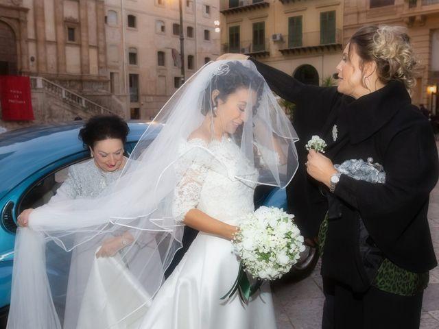 Il matrimonio di Francesco e Marida a Palermo, Palermo 13