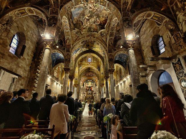 Il matrimonio di Francesco e Marida a Palermo, Palermo 21