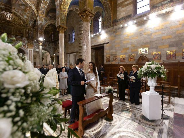 Il matrimonio di Francesco e Marida a Palermo, Palermo 24