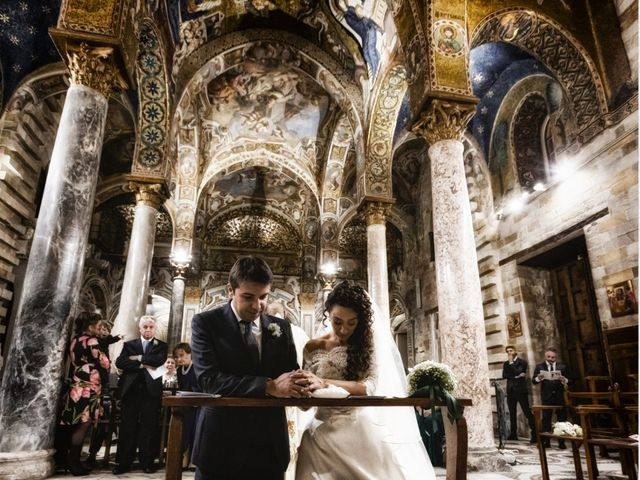 Il matrimonio di Francesco e Marida a Palermo, Palermo 42