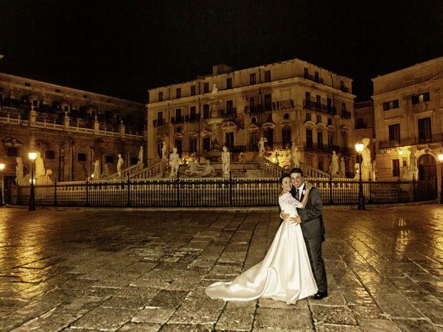 Il matrimonio di Francesco e Marida a Palermo, Palermo 1
