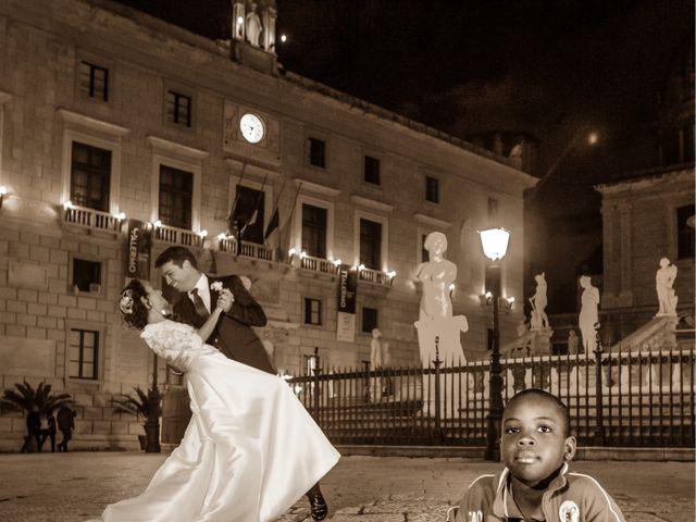 Il matrimonio di Francesco e Marida a Palermo, Palermo 2