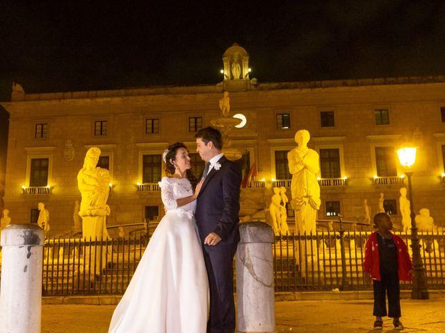 Il matrimonio di Francesco e Marida a Palermo, Palermo 80