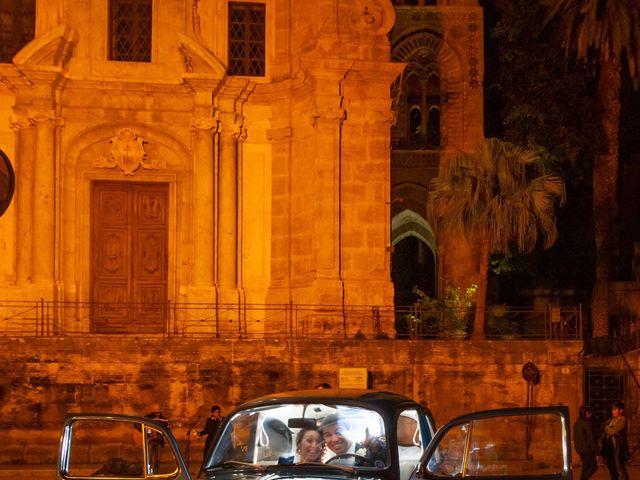 Il matrimonio di Francesco e Marida a Palermo, Palermo 90