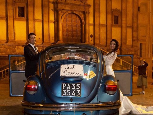 Il matrimonio di Francesco e Marida a Palermo, Palermo 91