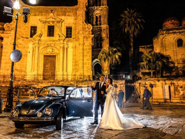 Il matrimonio di Francesco e Marida a Palermo, Palermo 92