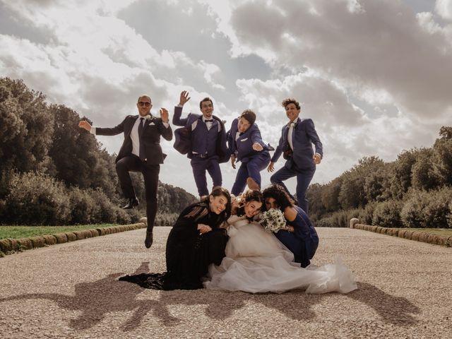 Il matrimonio di Eugenio e Antonia a Sorrento, Napoli 6