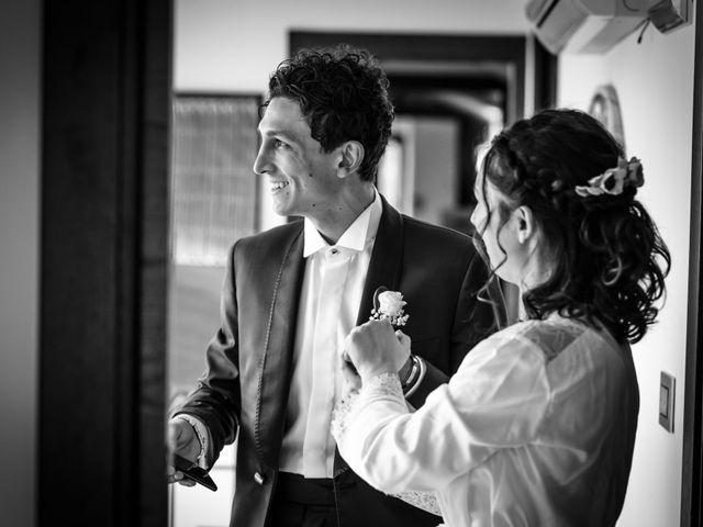 Il matrimonio di Eugenio e Antonia a Sorrento, Napoli 17