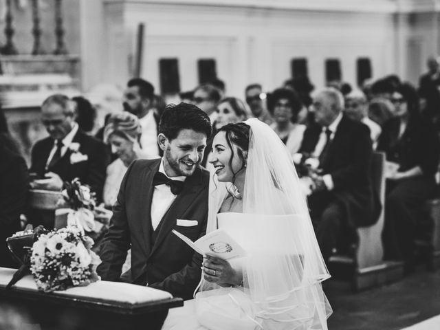 Il matrimonio di Eugenio e Antonia a Sorrento, Napoli 27