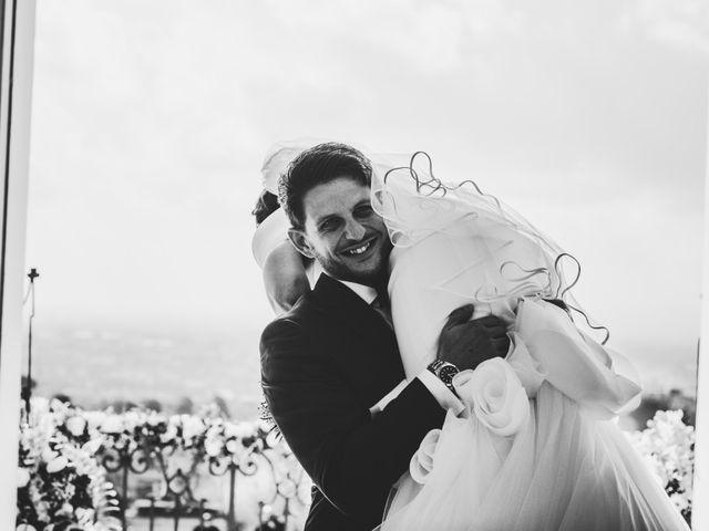 Il matrimonio di Eugenio e Antonia a Sorrento, Napoli 28