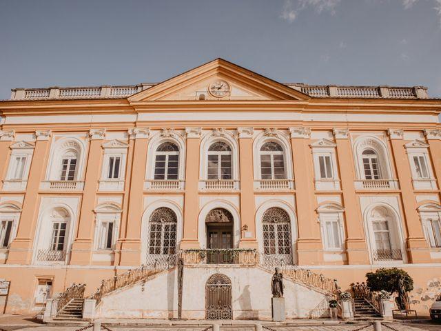 Il matrimonio di Eugenio e Antonia a Sorrento, Napoli 42