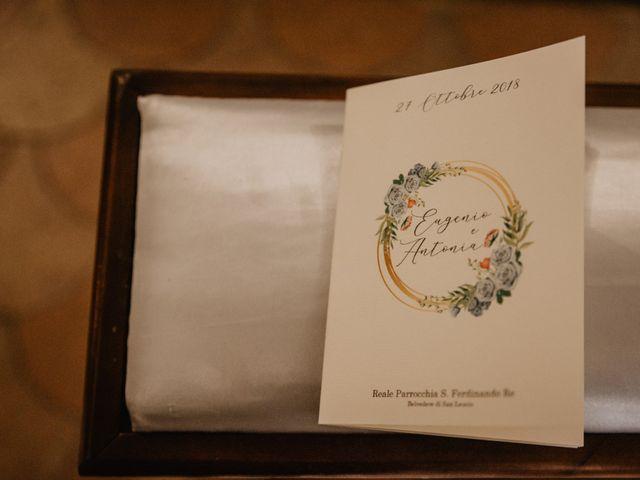 Il matrimonio di Eugenio e Antonia a Sorrento, Napoli 45