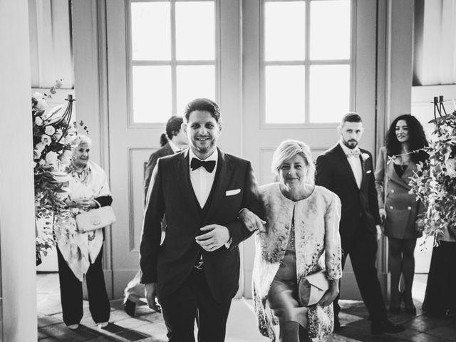 Il matrimonio di Eugenio e Antonia a Sorrento, Napoli 46
