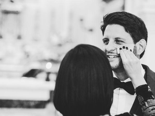 Il matrimonio di Eugenio e Antonia a Sorrento, Napoli 51