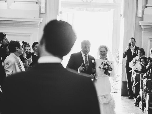 Il matrimonio di Eugenio e Antonia a Sorrento, Napoli 53