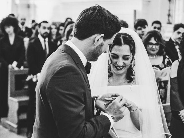 Il matrimonio di Eugenio e Antonia a Sorrento, Napoli 56